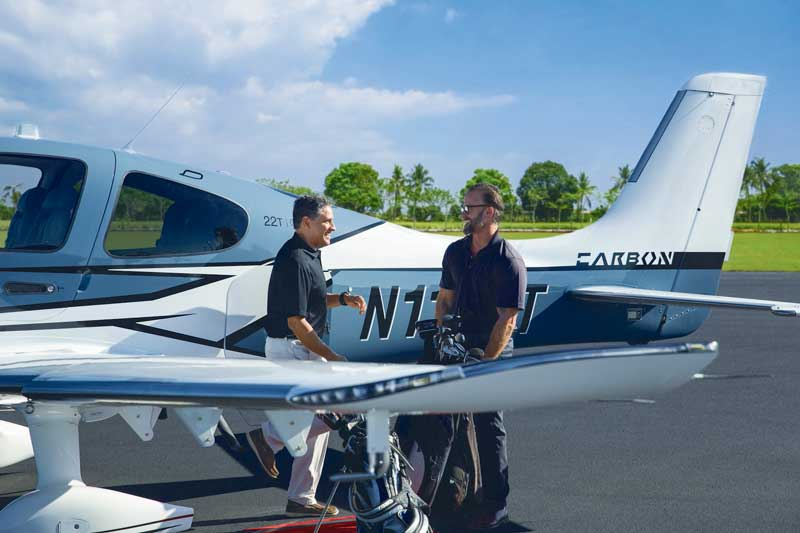 Cirrus Training CSIP Pilot