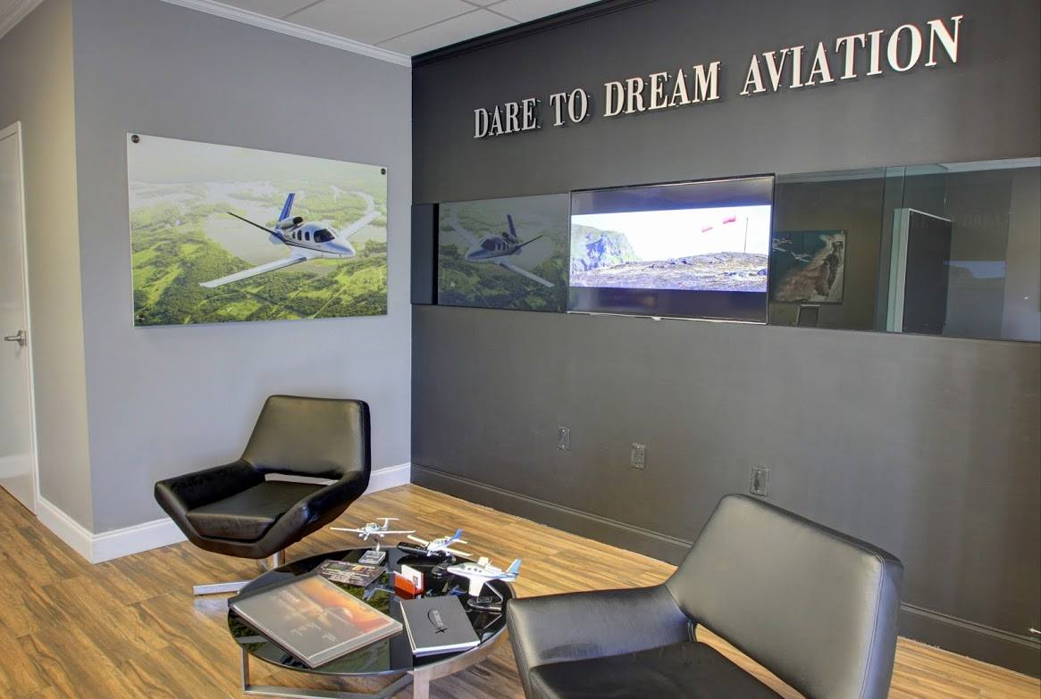 Dare to Dream Aviation Office