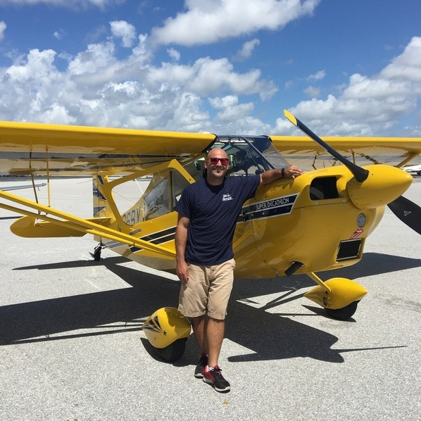 Mike Grana Flight Instructor